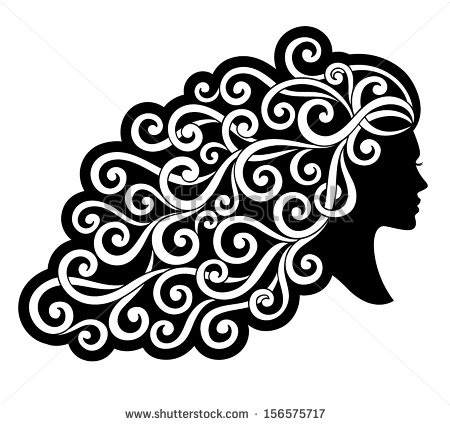 stock-vector-vector-silhouette-of-the-girl-with-curly-hair-156575717 - copia