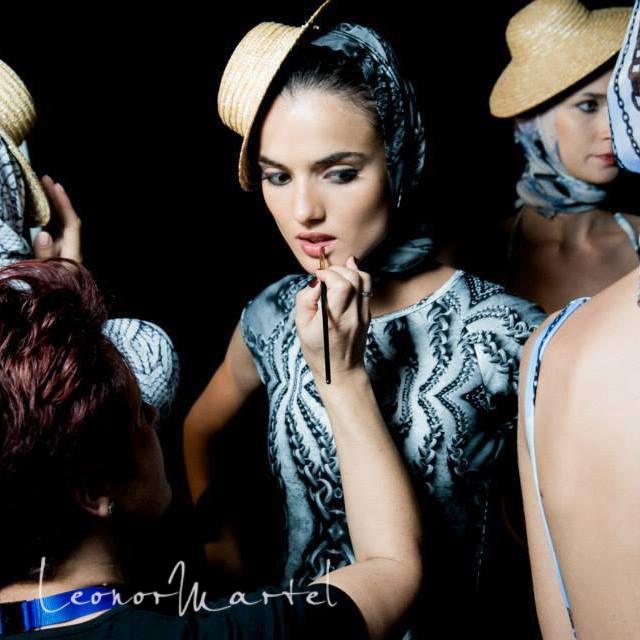maquillaje para medios audiovisuales